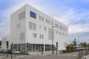 Bâtiment du CRFPE situé à Lille